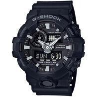 Casio G-Shock GA700-1B Shock-Resistant Watch