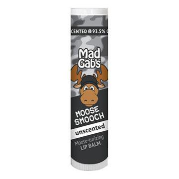 Mad Gab's Unscented Camo Moose Smooch Stick Lip Balm