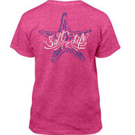 Salt Life Girl's Island Star Short-Sleeve T-Shirt