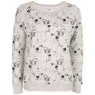LA Soul Women's Cat Sweatshirt