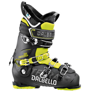 Dalbello Mens Panterra 100 Alpine Ski Boot - 17/18 Model