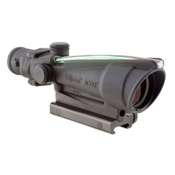 Trijicon ACOG 3.5x35mm Dual Illuminated Green Horseshoe 308 M240 BDC Reticle Riflescope