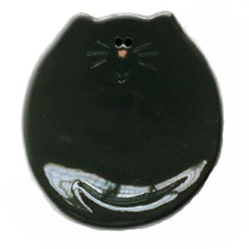 August Ceramics Mini Cat Dish