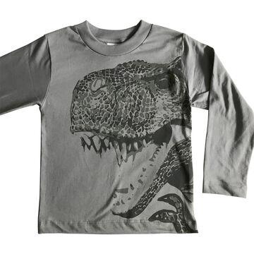 Spudz Boys T-Rex Long-Sleeve T-Shirt