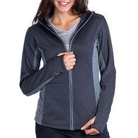 ExOfficio Women's Thermique Full-Zip Hoody Fleece Jacket