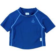 I Play Infant/Toddler Short-Sleeve Rashguard Top
