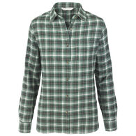 Woolrich Women's Midweight Flannel Long-Sleeve Shirt