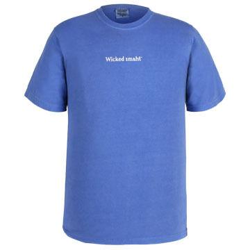 Boston Accents Mens Wicked Smaht Short-Sleeve T-Shirt