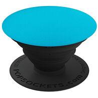 PopSockets Blue Aluminum Mobile Device PopGrip
