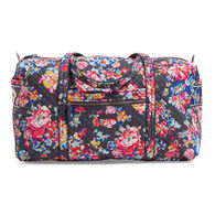 Vera Bradley Signature Cotton 23844 Large 49 Liter Travel Duffel Bag