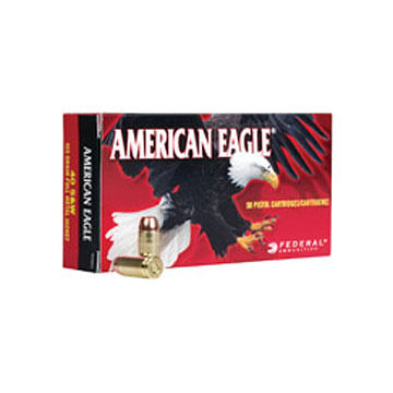 American Eagle 357 Magnum 158 Grain Jacketed SP Handgun Ammo (50)