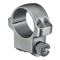 "Ruger 1"" Stainless Scope Ring"