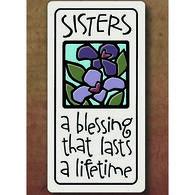 "Spooner Creek ""Sisters Blessing"" Magnet"
