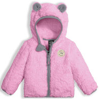 The North Face Infant Boys' & Girls' Plushee Bear Hoodie