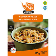 Happy Yak Vegan Lactose-Free Moroccan Feast - 1 Serving