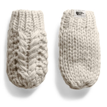 The North Face Infant/Toddler Boys & Girls Cable Minna Mitt