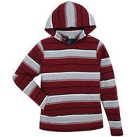 Kenpo Boys' i5 Jersey Striped Long-Sleeve Shirt