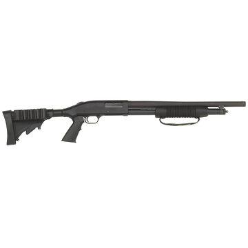 Mossberg 500 Tactical Adjustable Stock 12 GA 18.5 Shotgun