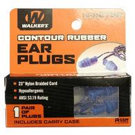 Walker's Contour Rubber Ear Plug
