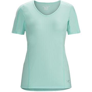 Arcteryx Womens Motus Crew Short-Sleeve T-Shirt
