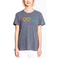P.J. Salvage Women's Rainbow Short-Sleeve Sleep T-Shirt