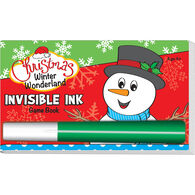 Lee Publications Invisible Ink: Christmas Game Book