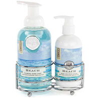 Michel Design Works Beach Handcare Caddy, 3 Piece