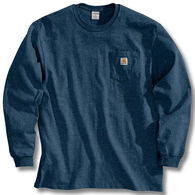 Carhartt Men's Workwear Long-Sleeve Pocket T-Shirt