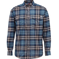 Wolverine Men's Escape Flannel Long-Sleeve Shirt