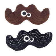 Mad Cat Meowstache Cat Toy - 2 Pk.