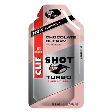 Clif Shot Turbo Energy Gel