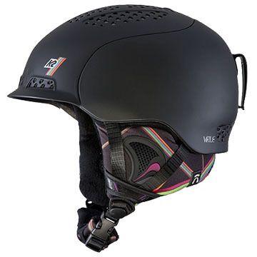 K2 Womens Virtue Snow Helmet - Discontinued Model