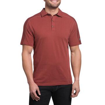 Kuhl Mens Wayfarer Polo Short-Sleeve Shirt