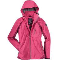 Killtec Women's Tessia Color Block Softshell Jacket