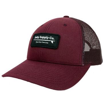 Jetty Life Mens Loggin Supply Trucker Hat