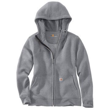Carhartt Womens Clarksburg Zip Front Sweatshirt