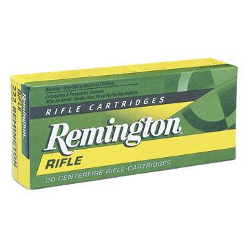 Remington Rifle 22-250 Remington 55 Grain PSP Rifle Ammo (20)