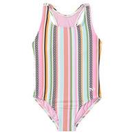 TYR Sport Girl's Peekaboo Ella Maxfit Swimsuit
