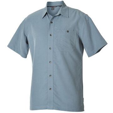 Royal Robbins Mens Mojave Desert Pucker Short-Sleeve Shirt