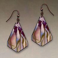 Illustrated Lights DC Designs Triangle Earrings