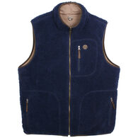 Madison Creek Outfitters Men's Reversible Fleece Vest