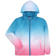Kenpo Women's i5 Dip Dye Nylon Jacket