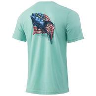 Huk Men's KC American Sushi Short-Sleeve T-Shirt