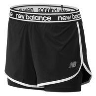 New Balance Women's Relentless 2 In 1 Short