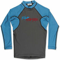Dakine Boy's & Girl's Heavy Duty Snug Fit Long-Sleeve Surf Shirt