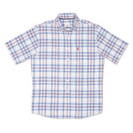 johnnie-O Men's Ellington Hangin' Out Button Down Short-Sleeve Shirt