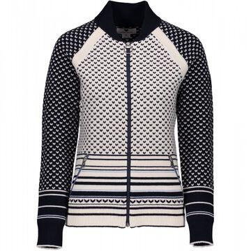Obermeyer Womens Belletex Full-Zip Sweater