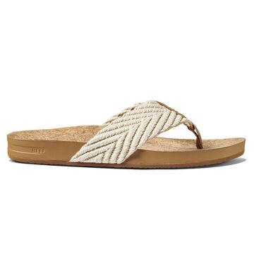 Reef Womens Cushion Strand Flip Flop Sandal
