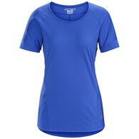 Arc'teryx Women's Motus Crew Neck Short-Sleeve Shirt