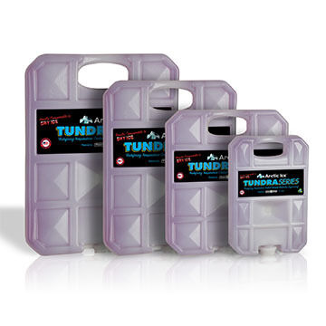 Arctic Ice Tundra Series Reusable Ice-Substitute Cooler Pack